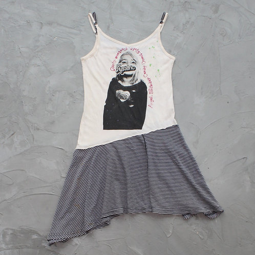 Hysteric Glamour Asymmetric Dress - Size XS