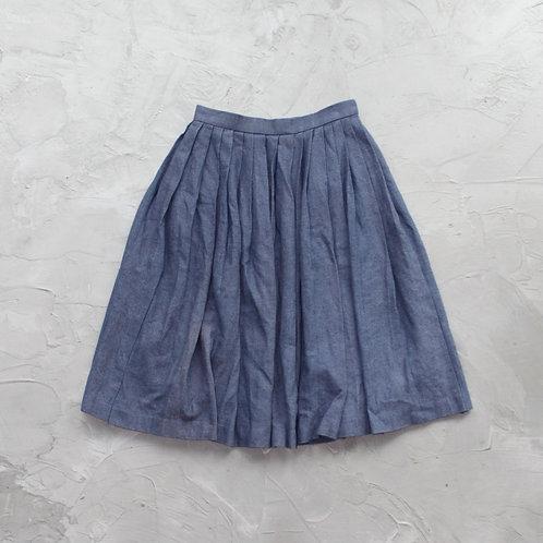 Christian Dior Pleated Skirt - W24