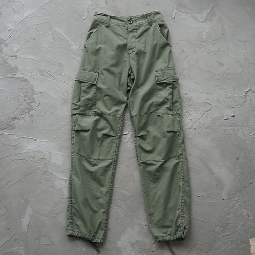 Military Cargo Pants - Size XS