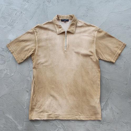 2003 Comme des Garcons Homme 1/4 Zipper Shirt - Size M