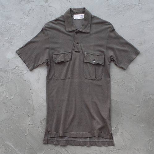 2000s Comme des Garcons SHIRT Polo Tee - Size M