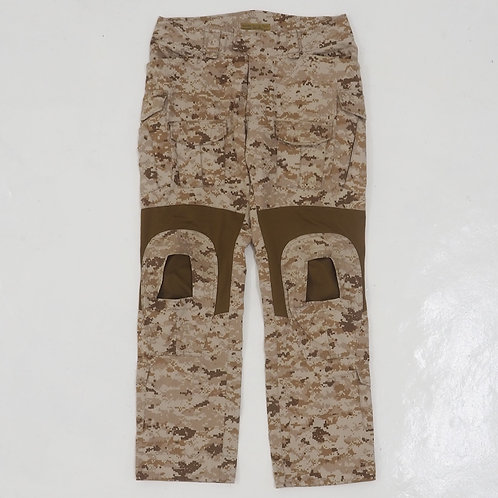 Digital Camouflage Tactical Cargo Pants - W34 X 32