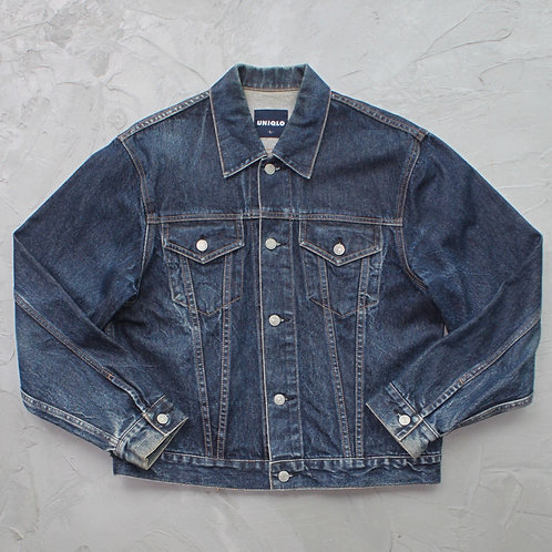 Uniqlo Denim Jacket - Size L