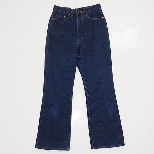 1990s Levi's 517 Bootcut Washed Jeans - W26