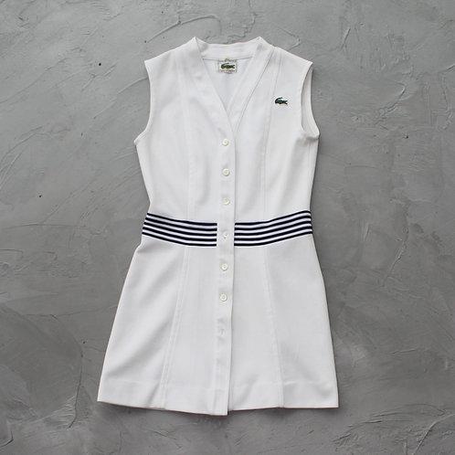 Lacoste Tennis Dress - Size S