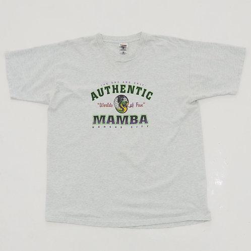 2000s 'Mamba' Graphic Tee - Size XL