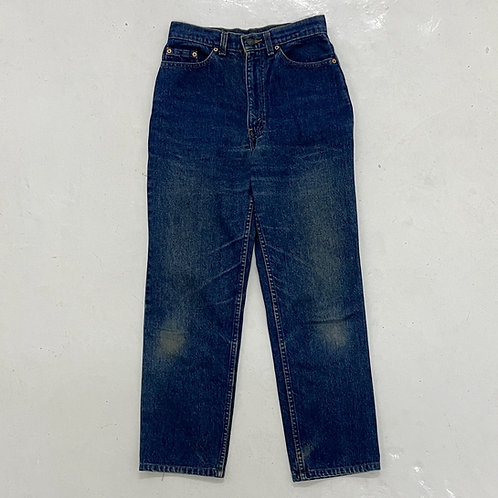 1990s Levi's 510 Slim Fit Washed Jeans - W26