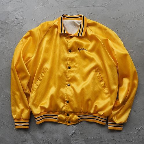1990s Vintage 'Tanfaster' Varsity Jacket - Size XL