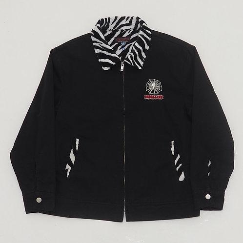 CARALLERD Zipper Jacket - Size S