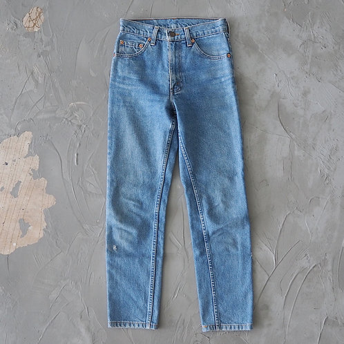 Levi's 606 Washed Jeans - W26