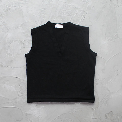 Agnes B. Sleeveless Vest - Size S
