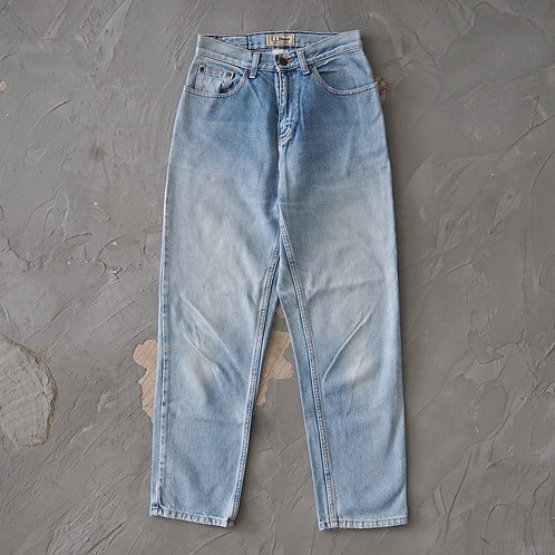 L.L Bean Washed Jeans - W26