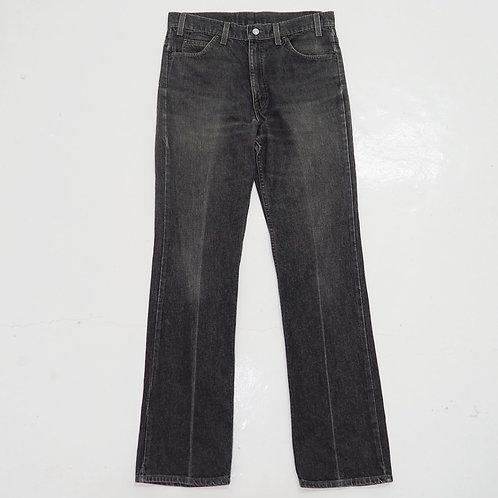 1990s Levi's Orange Tab 517 Faded Bootcut Jeans - W34