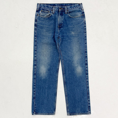Carhartt Relaxed Washed Jeans - W34