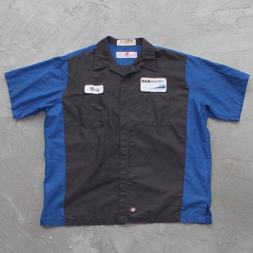 Red Kap Work Shirt - Size 2XL