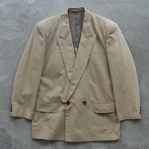 AD1990 Comme des Garcons Homme Double Breasted Blazer - Size S