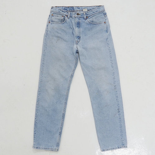 1990s Levi's 505 Washed Jeans - W32