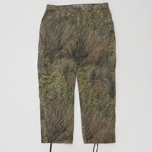 Russell Outdoor Brush Camouflage Cargo Pants - Size L