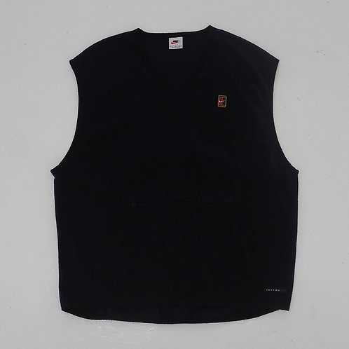 2000s Nike Therma-FIT Vest - Size L
