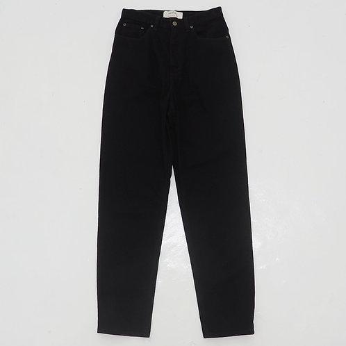 L.L Bean Black Regular Straight Jeans - W28