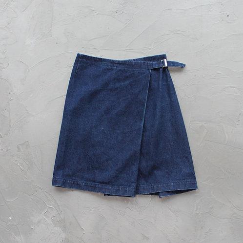 tricot Comme des Garcons Denim Skirt - Size S