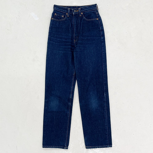 1990s Levi's 515 Rinsed Washed Jeans - W23