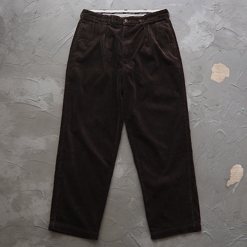 Polo by Ralph Lauren Corduroy Pants (Brown) - W34