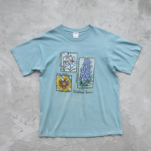 'Wildseed Farms' Graphic Tee - Size M