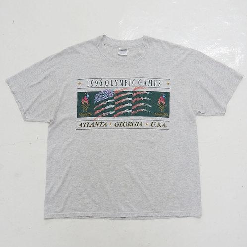 1996 Atlanta Olympic Graphic Tee - Size XL