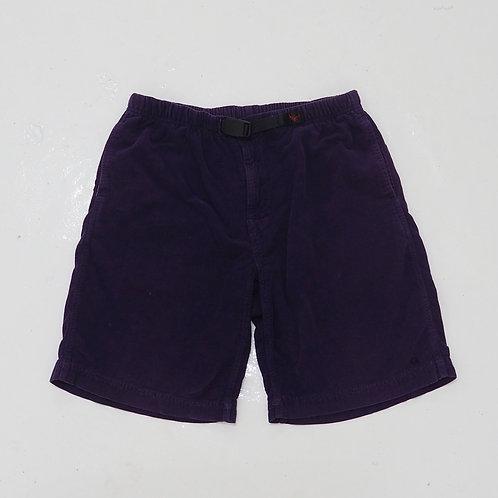 Gramicci Faded Purple Corduroy Shorts - Size M