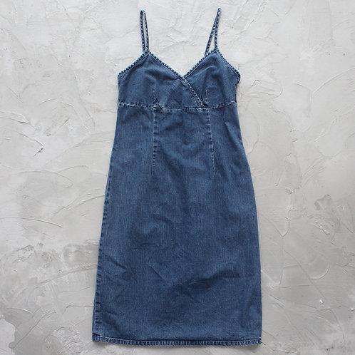 Old Navy Washed Denim Dress - Size 4