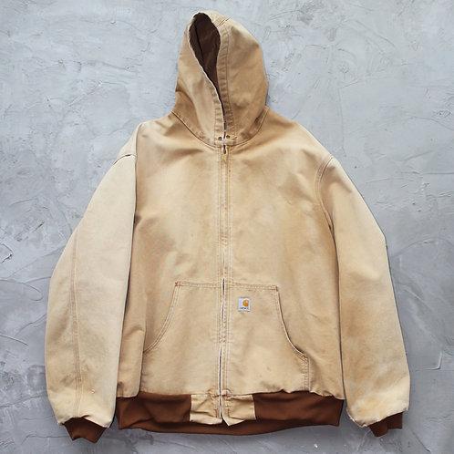 Carhartt Hoodie Work Jacket - Size 2XL
