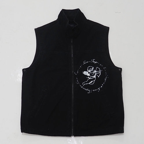 TEMPORARY 1 of 1 Hand-printed Vest - Size L