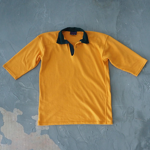 Han's Half Sleeve Rugby Shirt - Size L
