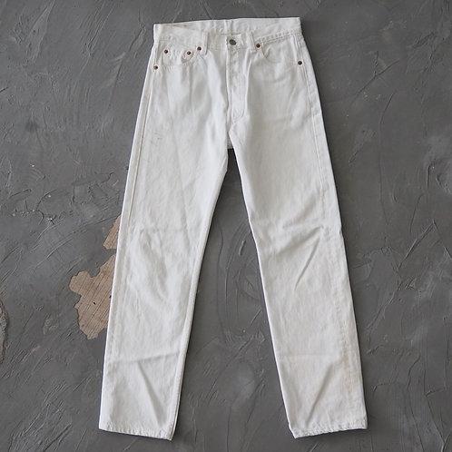 Levi's 501 Jeans (White) - W29