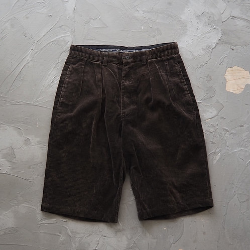 Polo by Ralph Lauren Corduroy Shorts (Brown) - W30