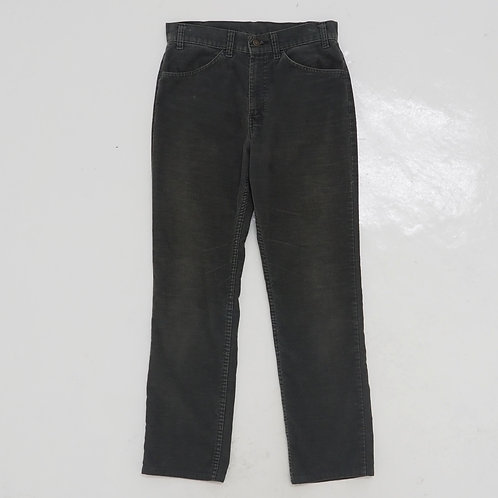 Levi's White Tab Washed Corduroy Pants - W31