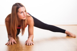 Adductors muscles stretch