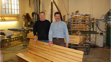 Green Craftsmanship: New Building Installations Center Around Champlain College's Natural Histor