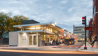 Burlington, Vermont, transit, transit center, ccta, gmt, downtown, busses, bus, future, new