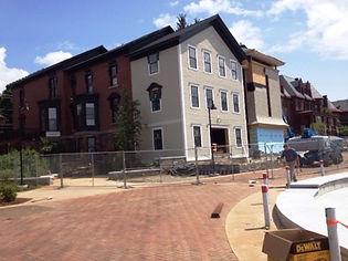 Champlain College, dorm, gut, rehab, renovation