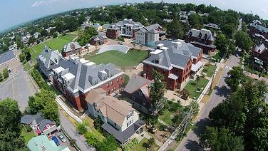 champlain college, new, dorms, quad, Peterson Consulting, PCI, Tom Peterson, Burlington,