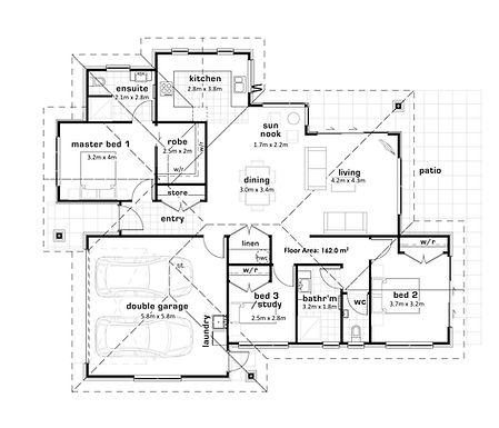 Woodlands Retirement Village Standard Villa