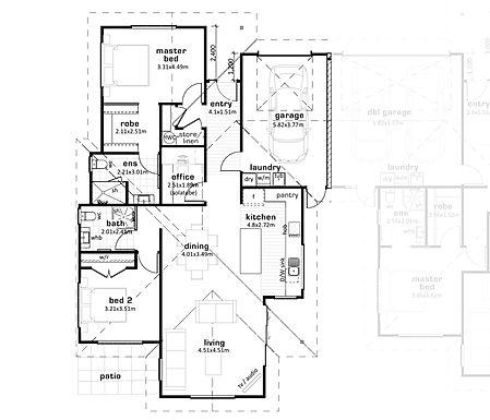 Woodlands Retirement Village Duplex Villa