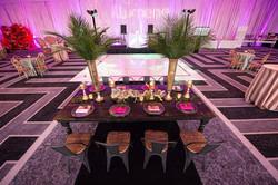 Alamo Chiars & Sonoma tables