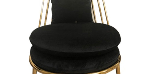 Manhattan Gold Chair