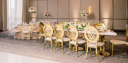 Diana Gold Chairs