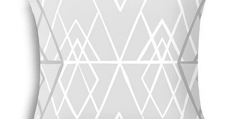 Silver Geometric-050