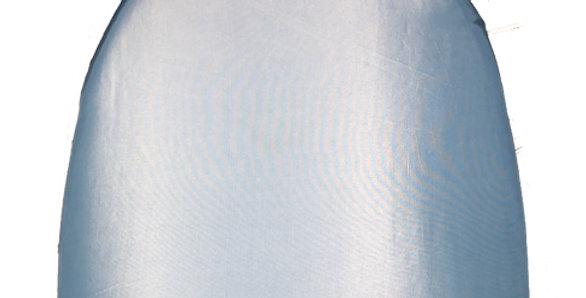Iced Blue Taffeta - 058