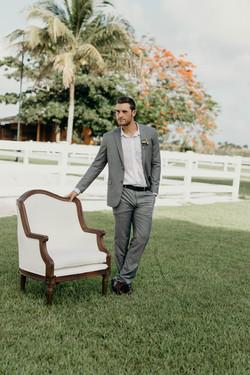 Balmoral Wood Chair